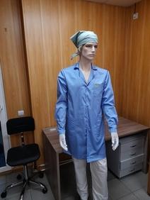 Как стирать антистатический халат
