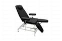 Педикюрное кресло с подлокотниками КР-18 (п)