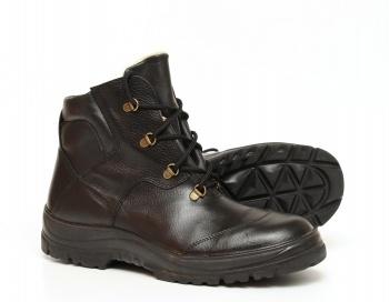 Антистатические кожаные ботинки 8140