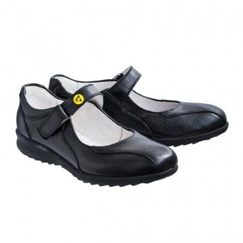 Антистатические женские туфли 8216л