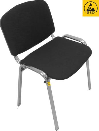 Антистатический стул DOKA-D015 для  посетителя