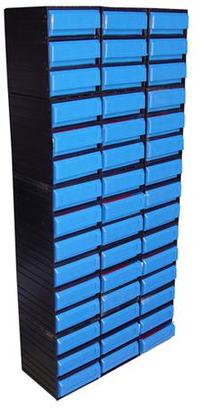 Стеллаж для комплектующих DOKA-БК-3-45